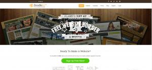 DoodleKit website builder
