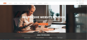 Duda website builder