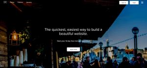 MoonFruit website builder