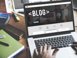 blogging head image