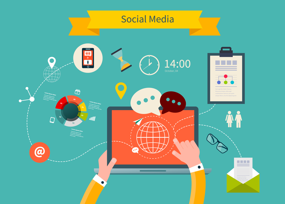 evaluate the reasons social media marketing has become exceedingly popular among businesses of all s 94% of all businesses with a marketing department used social media as part of their marketing platform almost 60% of marketers are devoting the equivalent of a full work day to social media.