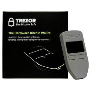 Trezor ETH wallet