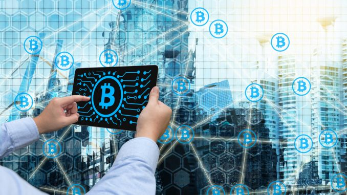 What is black chain technology