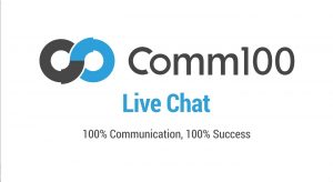Comm100 live chat