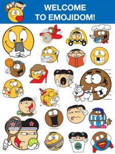emojidom keyboard app