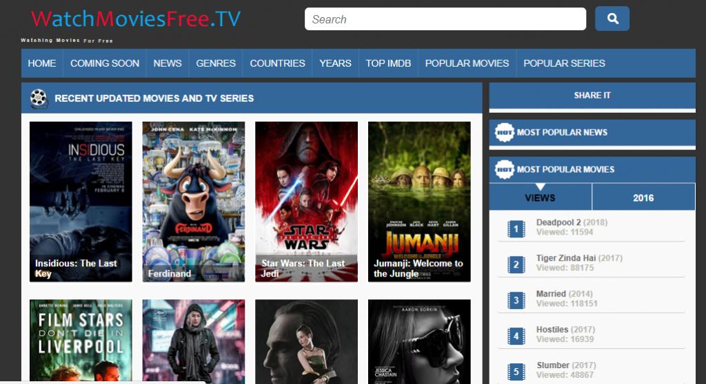 Watchmovies free