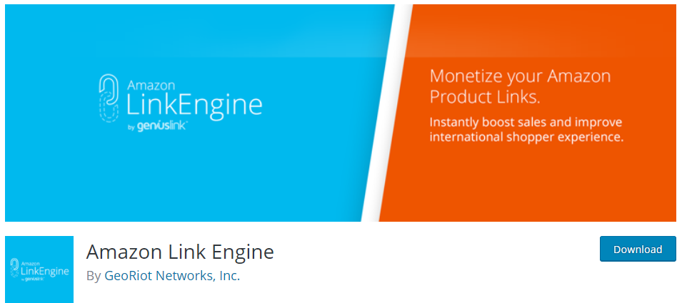 Amazon Link engine