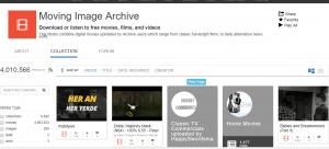 Movies Image Archieve