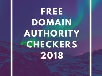 Free domain authority cherckers