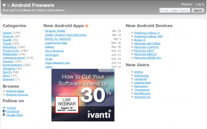 Android free ware