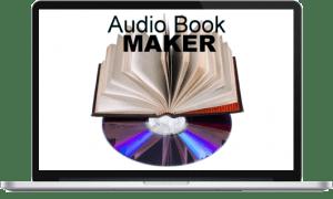 Audio Book maker text to speech