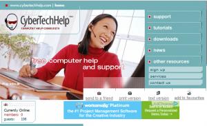 Cyber Tech Help