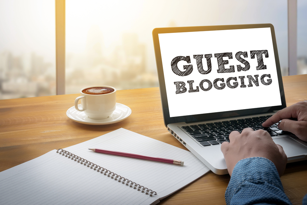8 Different Ways to Become a Great Guest Blogger.