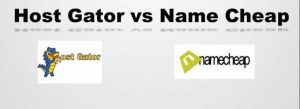 Namecheap and hostgator