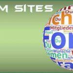 forum-sites-list head image