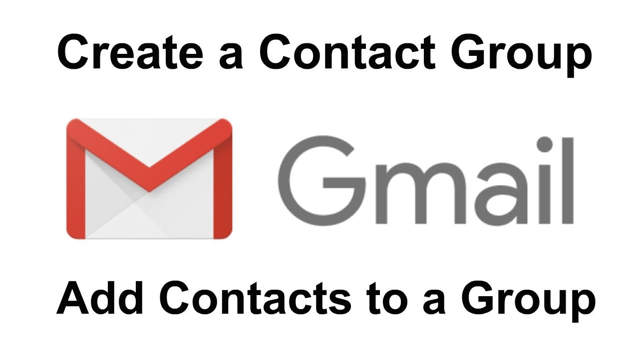 How To Create A Contact Group In Gmail? | With Google's New Update