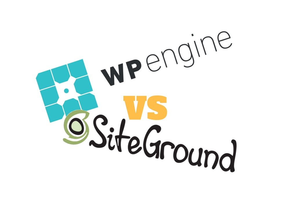WPEngine vs. SiteGround Hosting Which is better [2019]