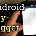 Android key logger
