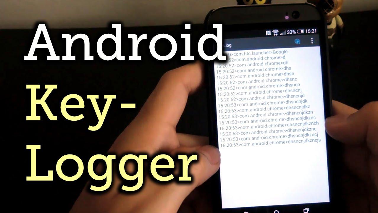 Android key logger