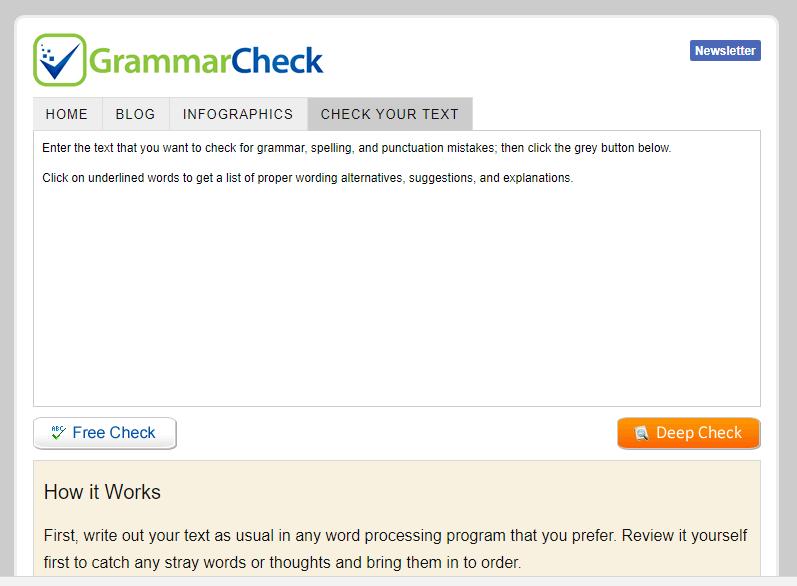Grammercheck.net