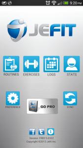 Jefit App
