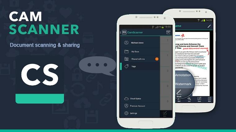 cam-scanner app