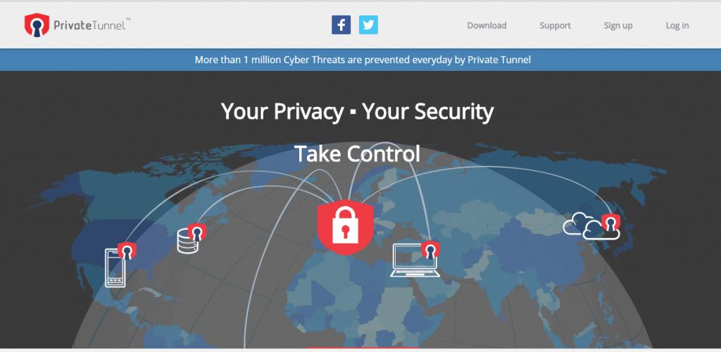 privatetunnel.com VPN