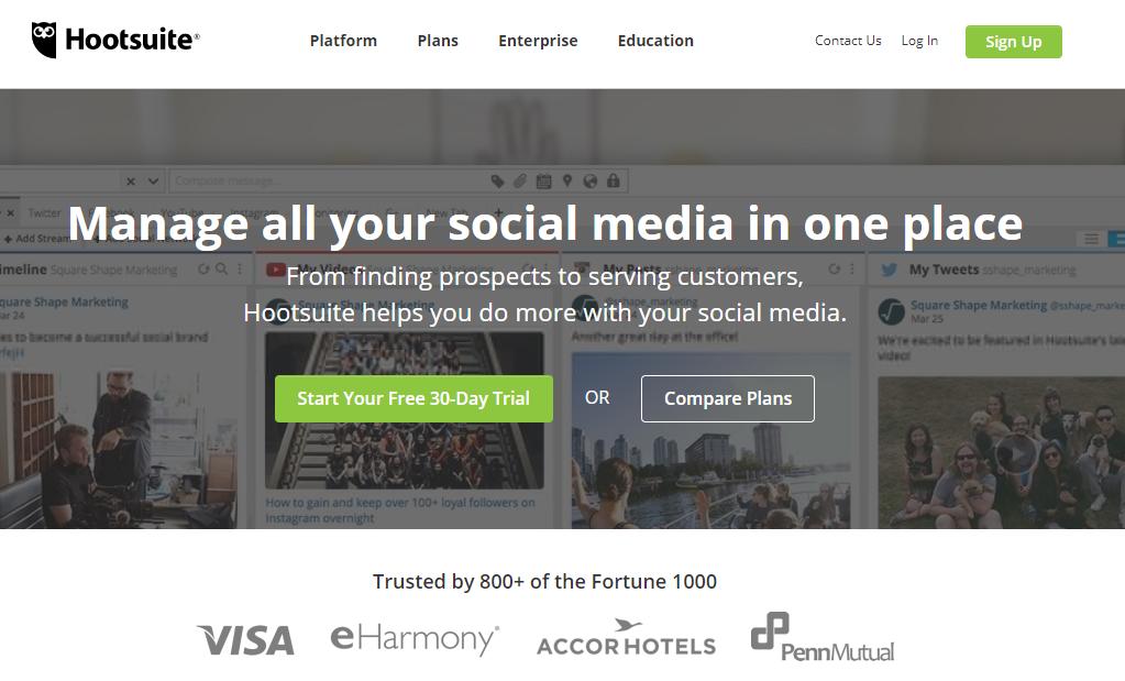 HootSuite NEw