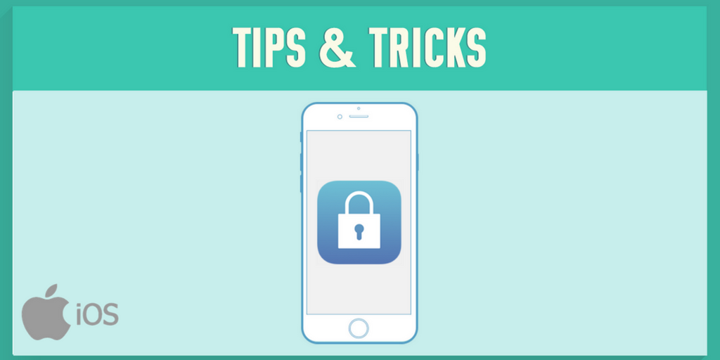 Security apps for iOS
