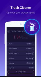trash cleaner