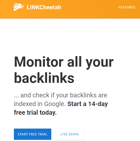 LINKCheetah Review: Can this New Backlink Monitoring Tool be an Asset to Your Business?