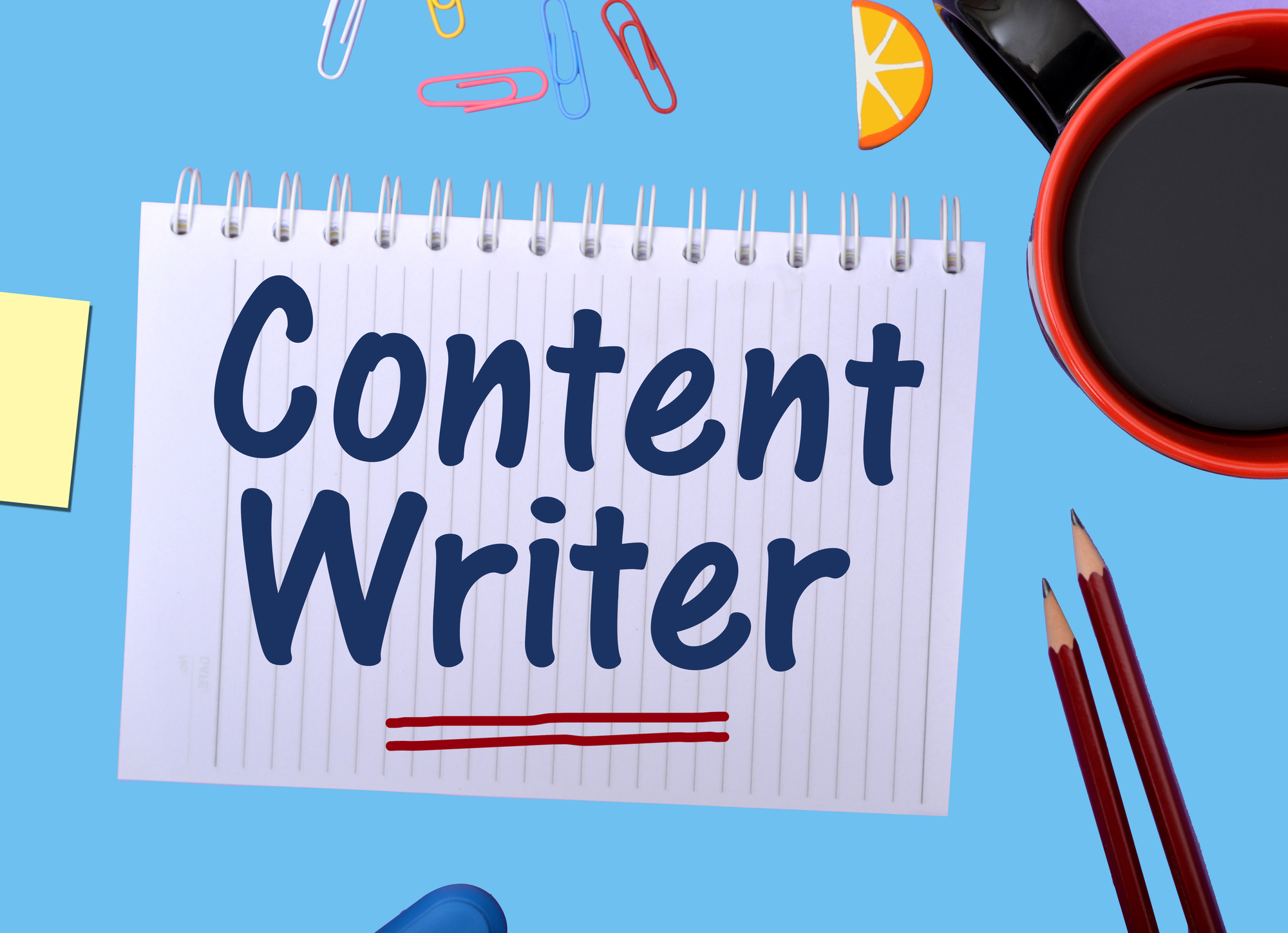 The 7 Skills You Need to Become a Professional Content Writer