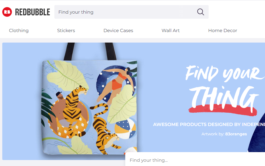 10 Best Sites Like RedBubble for Print On Demand of 2021