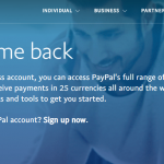 How to authentication Paypal Account With Virtual Credit Card