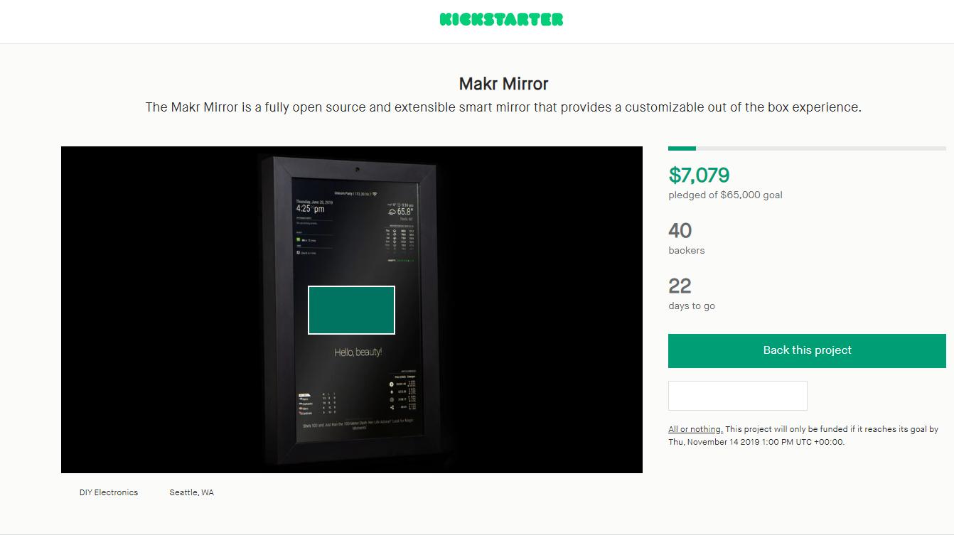 Information About Sites Like kickstarter