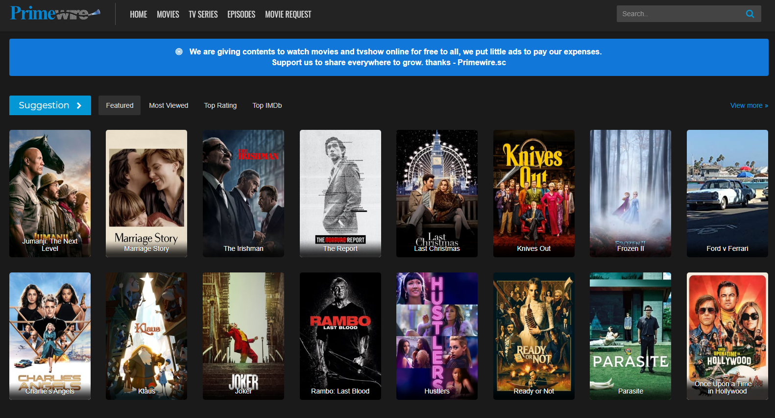 15 Best Primewire Alternatives to Watch Latest Movies and TV Series