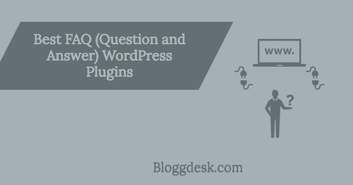 Best FAQ ( Question and Answer ) WordPress Plugins