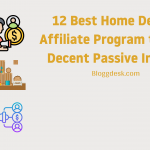 12 Best Home Decore Affiliate Program to Earn Decent Passive Income