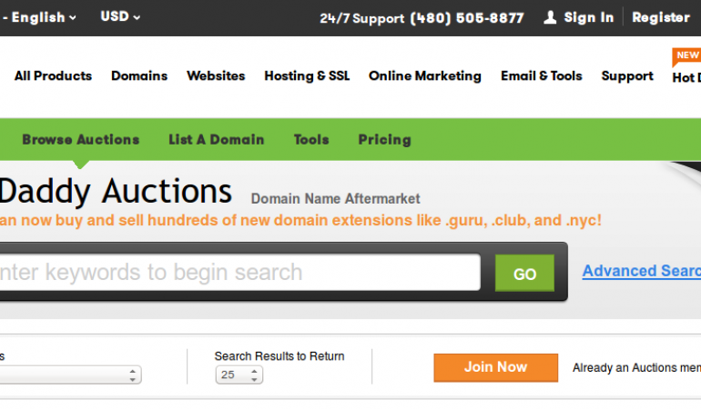 Top Sites to Buy Expired Domains - Bloggdesk